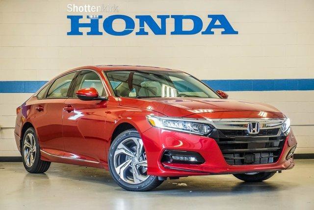 New 2019 Honda Accord Sedan in Cartersville, GA