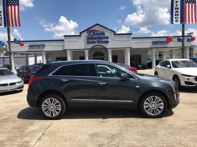 Used 2019 Cadillac XT5 in Gonzales & Baton Rouge, LA