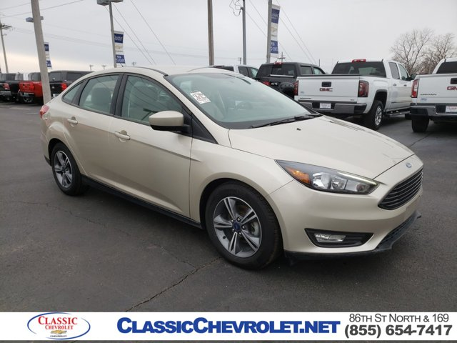 Used 2018 Ford Focus in Owasso, OK