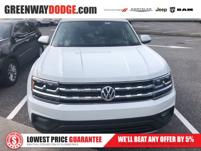 Used 2018 Volkswagen Atlas in Orlando, FL
