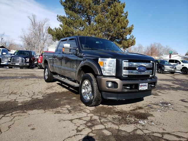 Used 2015 Ford Super Duty F-350 SRW in Fort Collins, CO