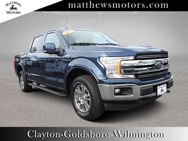 Used 2018 Ford F-150 in Wilmington, NC