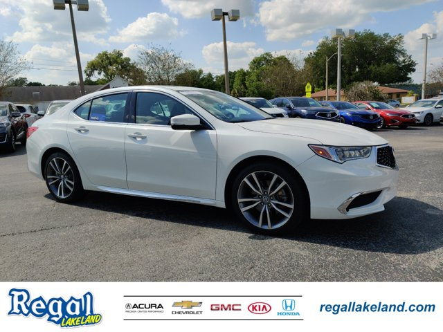 Used 2020 Acura TLX in Lakeland, FL
