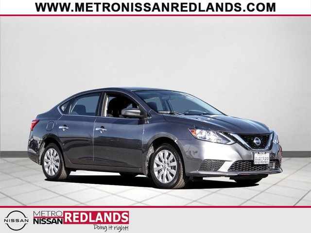 2019 Nissan Sentra S S CVT Regular Unleaded I-4 1.8 L/110 [2]