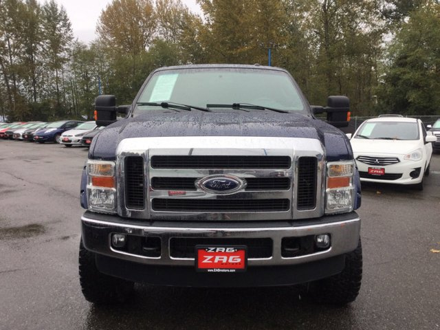 Used 2010 Ford Super Duty F-350 SRW 4WD Crew Cab 156 XL