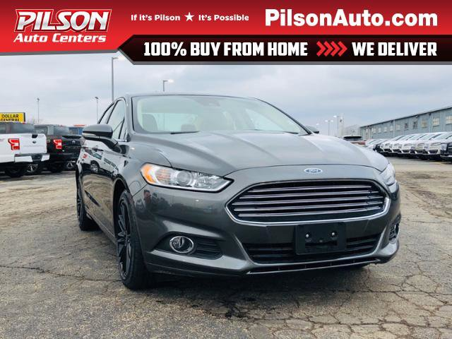 Used 2016 Ford Fusion in Mattoon, IL
