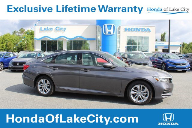 New 2020 Honda Accord Sedan in Lake City, FL