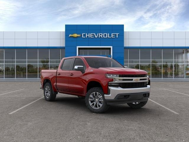 New 2020 Chevrolet Silverado 1500 in Marietta, GA