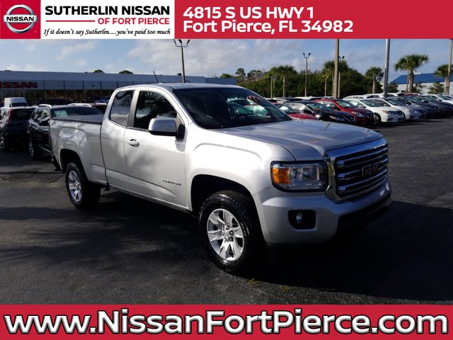 Used 2017 GMC Canyon in Fort Pierce, FL
