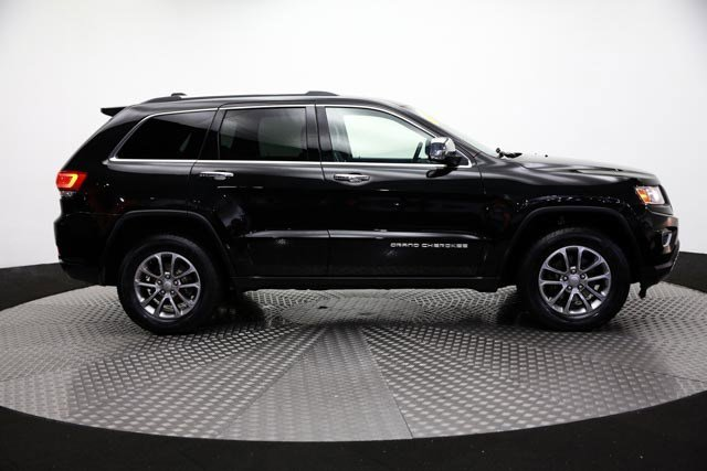 2016 Jeep Grand Cherokee for sale 122540 2
