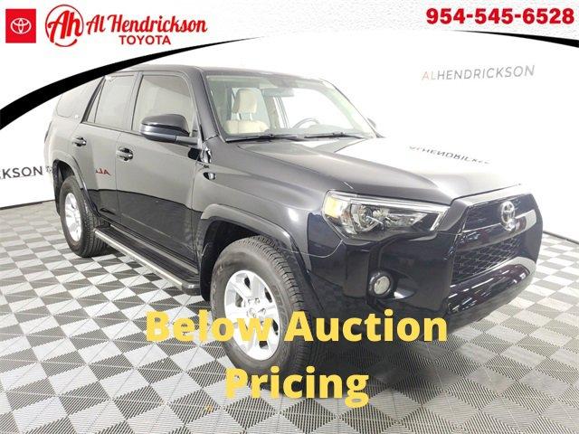 Used 2018 Toyota 4Runner in Coconut Creek, FL