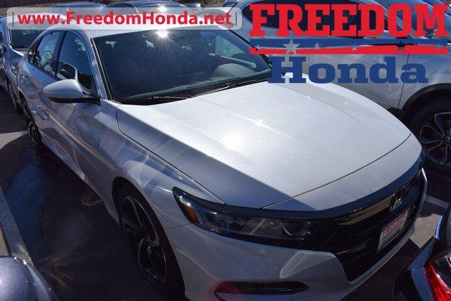 New 2020 Honda Accord Sedan in , CO