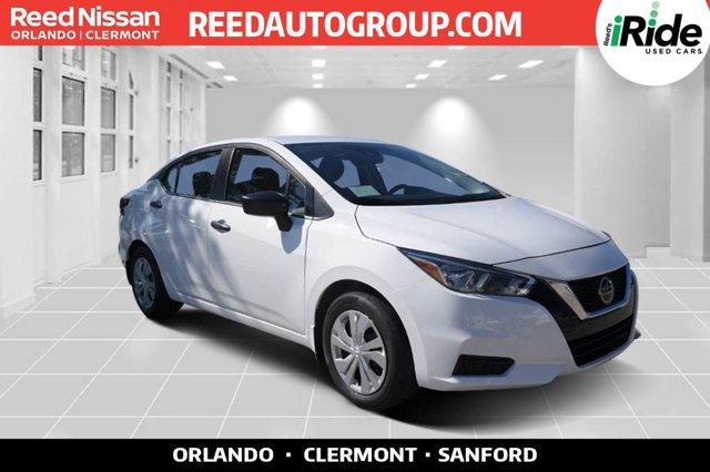 New 2020 Nissan Versa in Clermont, FL