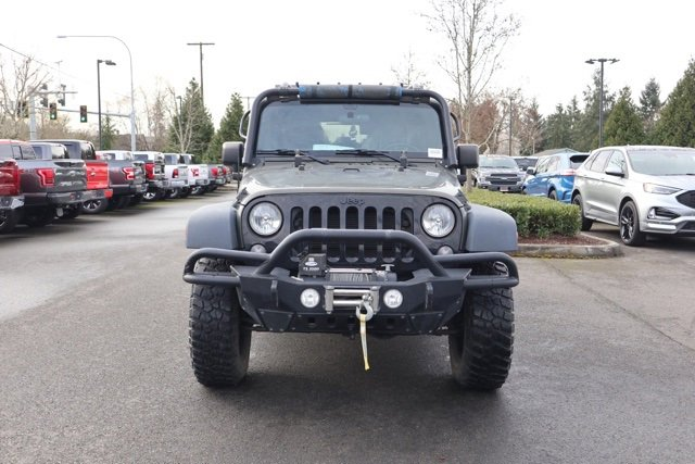 Used 2015 Jeep Wrangler Unlimited in Sumner, WA