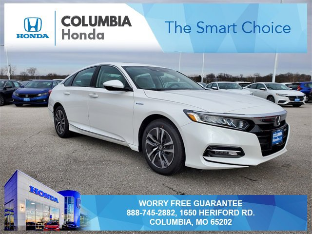 New 2020 Honda Accord Hybrid in Columbia, MO