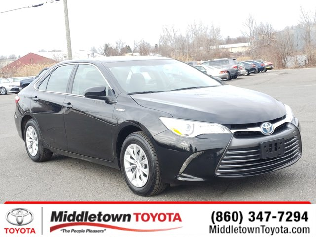 Used 2015 Toyota Camry Hybrid in Middletown, CT