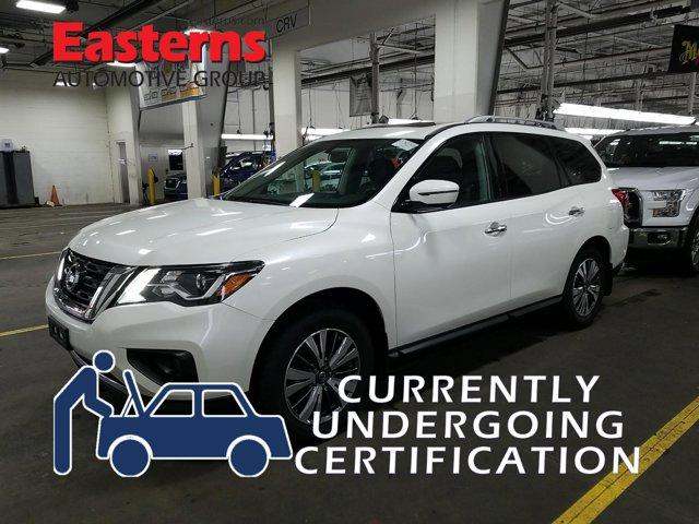 2017 Nissan Pathfinder SL Premium Sport Utility