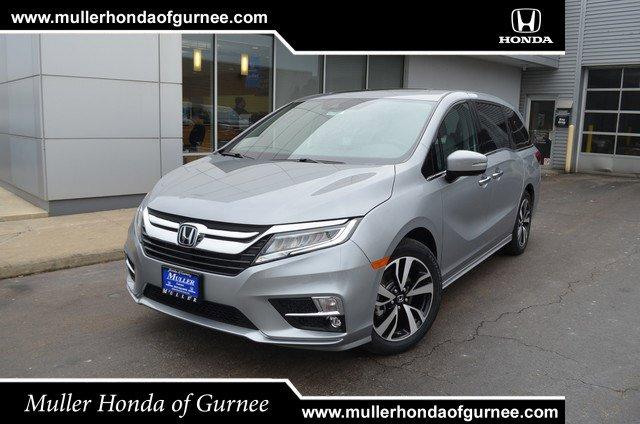 New 2020 Honda Odyssey in Gurnee, IL