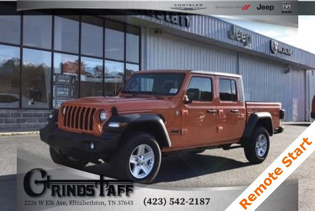 New 2020 Jeep Gladiator in , TN