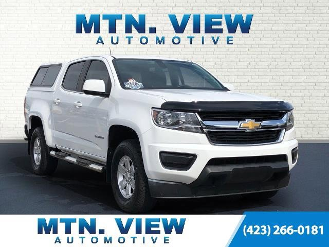 Used 2018 Chevrolet Colorado in Chattanooga, TN