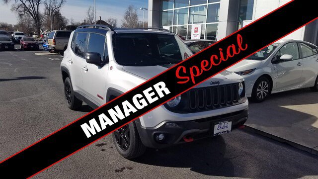 Used 2018 Jeep Renegade in Fort Morgan, CO