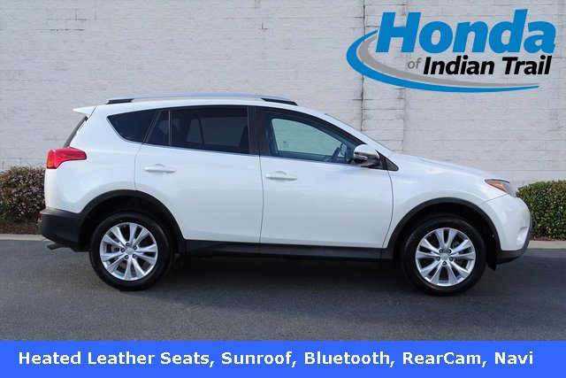 2013 Toyota RAV4 Limited FWD 4dr Limited Gas I4 2.5L/152 [14]