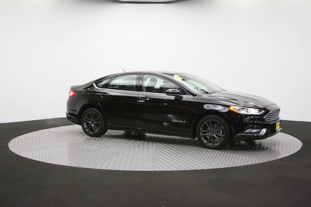 2018 Ford Fusion Hybrid for sale 124604 42