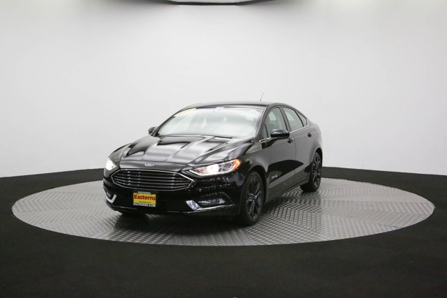 2018 Ford Fusion Hybrid for sale 124604 49