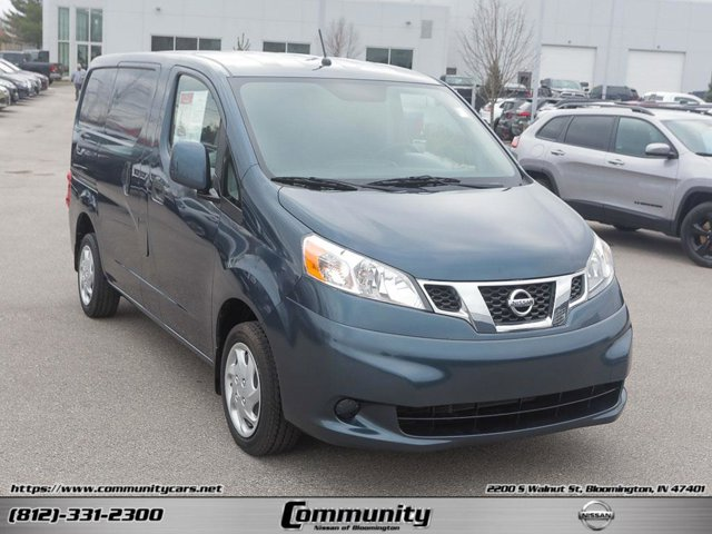 Used 2017 Nissan NV200 Compact Cargo in Bloomington, IN