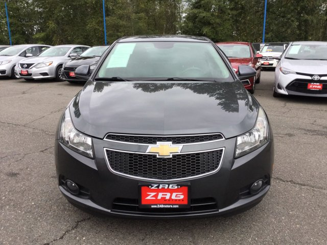 Used 2013 Chevrolet Cruze 4dr Sdn LTZ