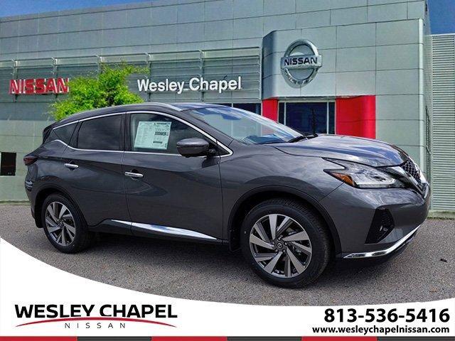 New 2020 Nissan Murano in Wesley Chapel, FL