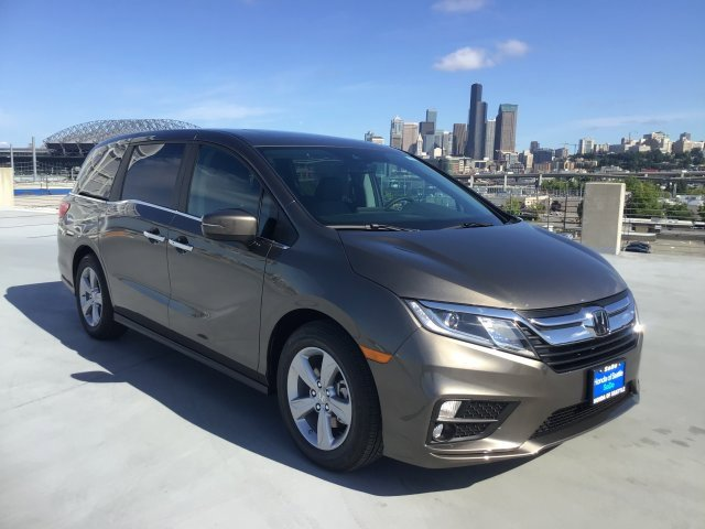 New 2020 Honda Odyssey in Olympia, WA