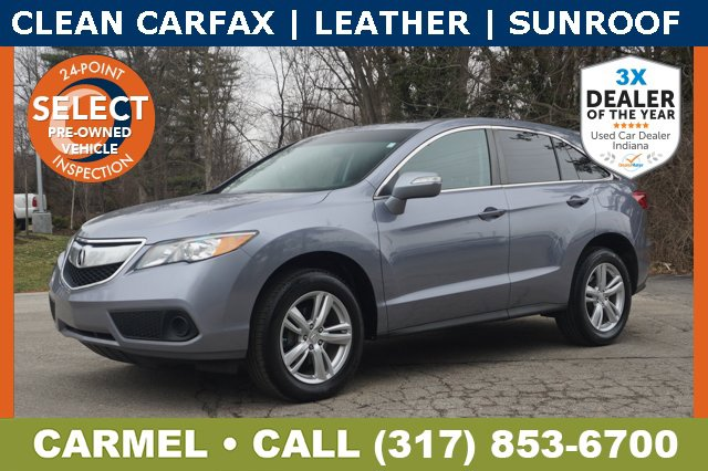 Used 2013 Acura RDX in Indianapolis, IN