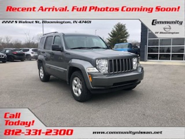 Used 2012 Jeep Liberty in Bloomington, IN