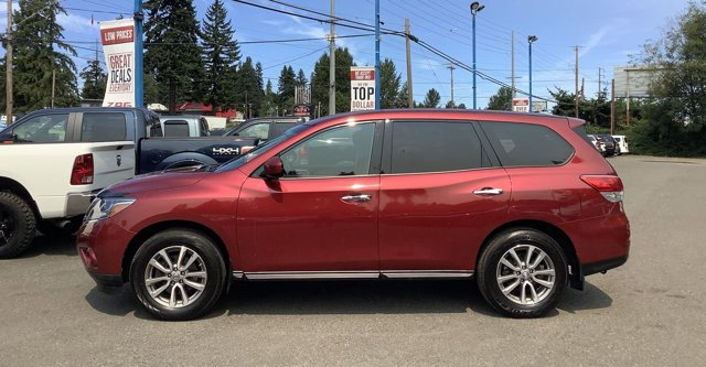 Used 2014 Nissan Pathfinder 4WD 4dr S