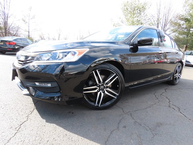 Used 2017 Honda Accord Sedan in Nanuet, NY