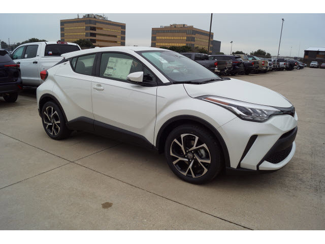 New 2020 Toyota C-HR in Hurst, TX