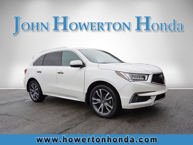 Used 2019 Acura MDX in Beckley, WV