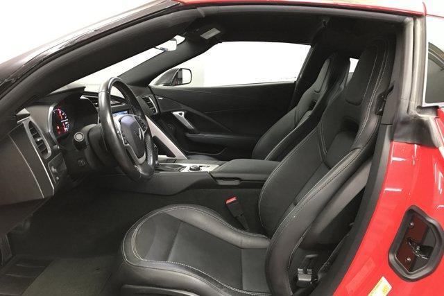 Used 2015 Chevrolet Corvette 2dr Stingray Cpe w-1LT