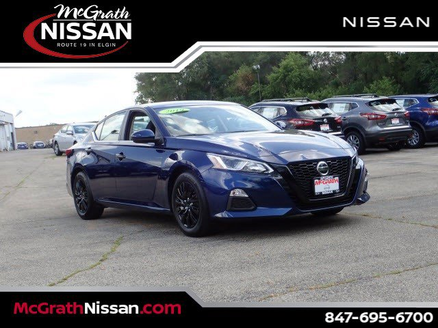 2019 Nissan Altima 2.5 S 2.5 S Sedan Regular Unleaded I-4 2.5 L/152 [3]
