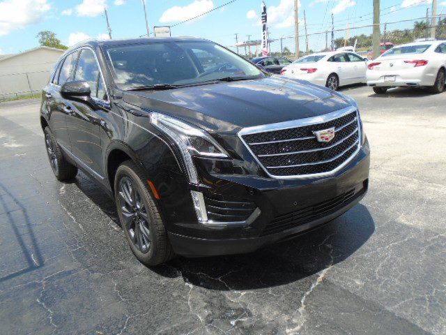 New 2019 Cadillac XT5 in Punta Gorda, FL