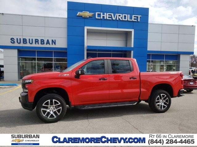 New 2020 Chevrolet Silverado 1500 in Claremore, OK