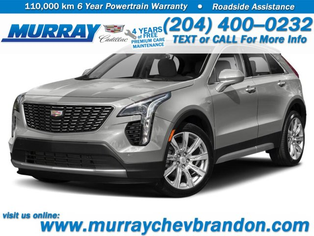 2021 Cadillac XT4 AWD Premium Luxury AWD 4dr Premium Luxury Turbocharged Gas I4 2.0/ [1]