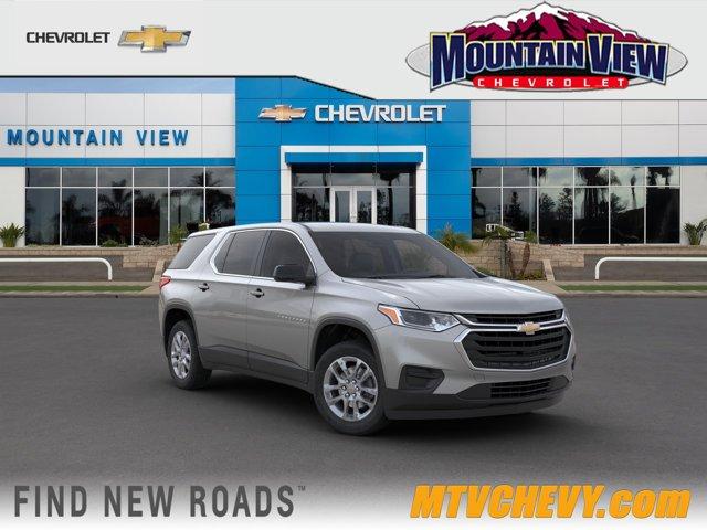 2020 Chevrolet Traverse LS FWD 4dr LS w/1LS Gas V6 3.6L/217 [1]
