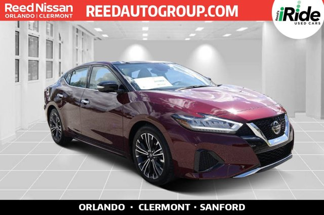 New 2020 Nissan Maxima in Clermont, FL
