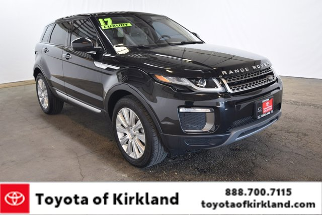 Used 2017 Land Rover Range Rover Evoque in Kirkland, WA
