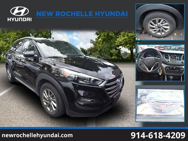 2018 Hyundai Tucson SEL BLACK NOIR PEARL GRAY  YES ESSENTIALS CLOTH SEAT TRIM  -inc odor resistan