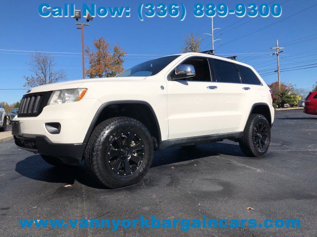 Used 2012 Jeep Grand Cherokee in High Point, NC