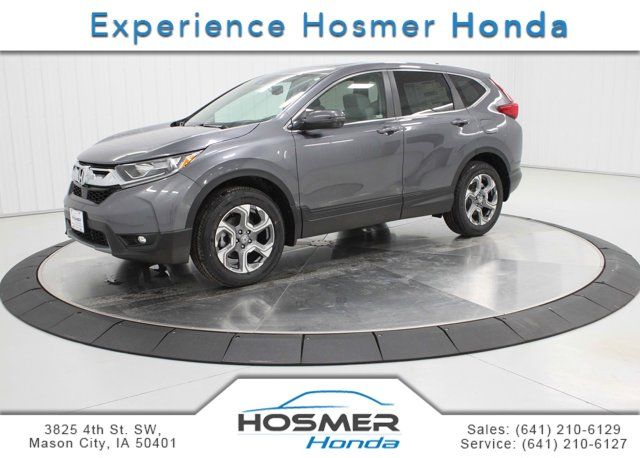New 2019 Honda CR-V in Mason City, IA