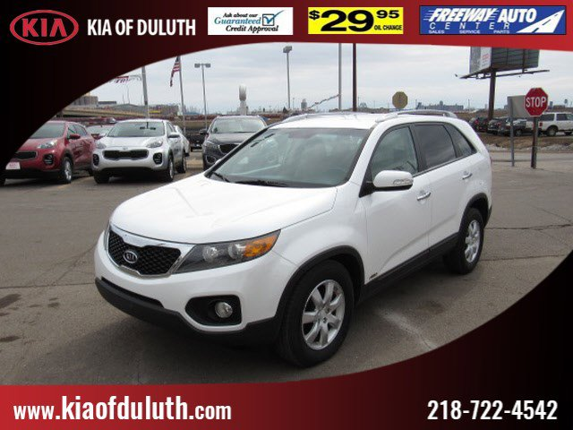 Used 2011 KIA Sorento in Duluth, MN